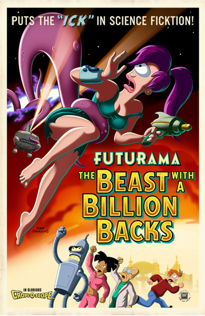 20th Century Fox The Beast with a Billion Backs