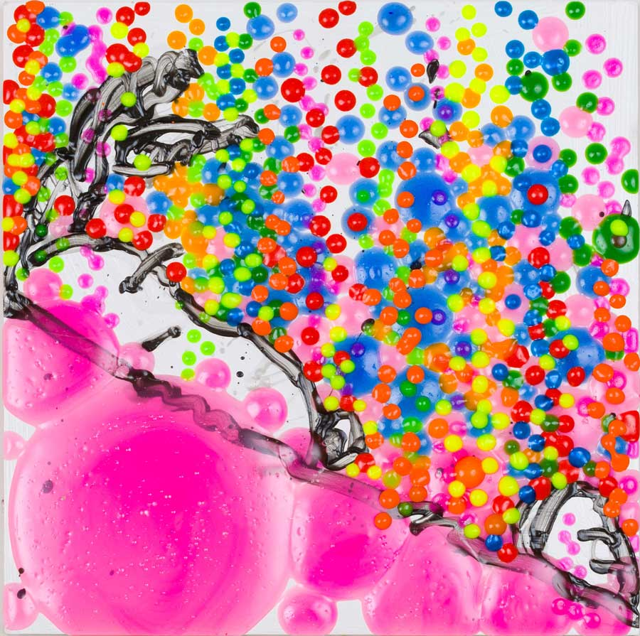 Tom Everhart The Real McCoy Year 7 (Original, Framed)