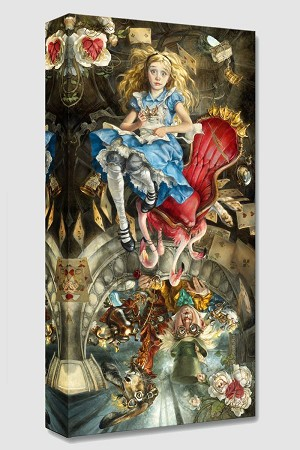 Heather Theurer We're All Mad Here