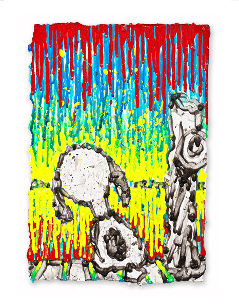 Tom Everhart Twisted Coconut