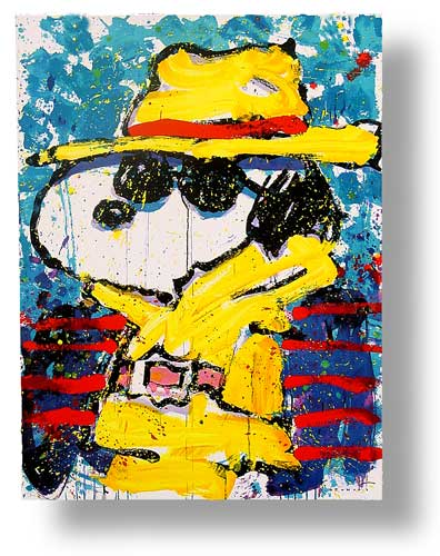 Tom Everhart Undercover in Beverly Hills (AP)