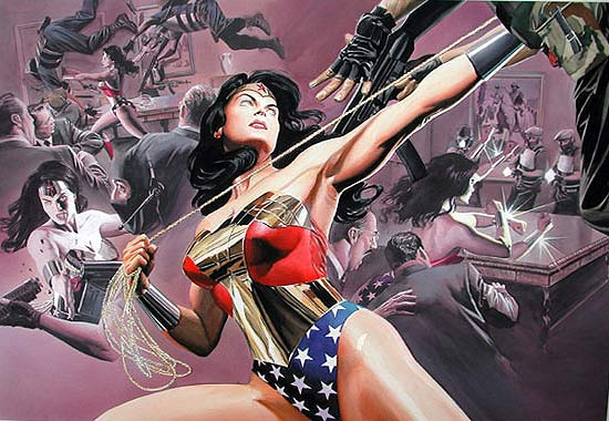 Alex Ross Wonder Woman: Defender of Truth