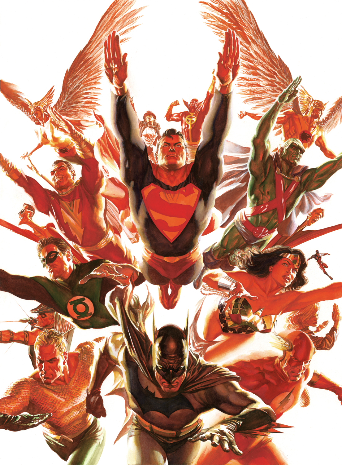 Alex Ross The World's Greatest Super-Heroes