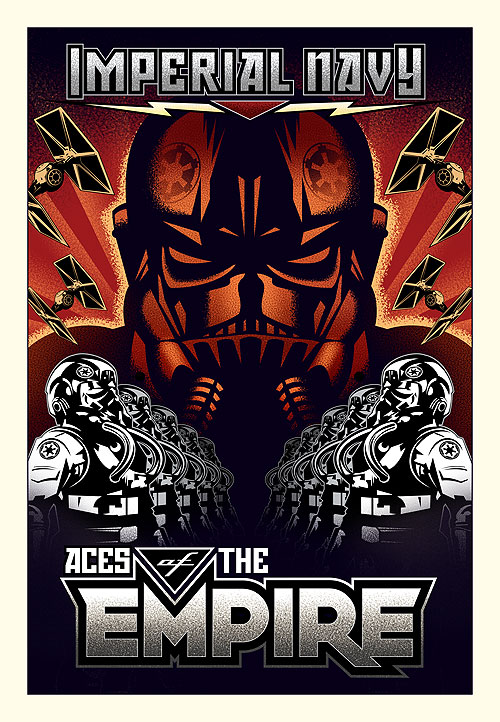 Mike Kungl Aces of the Empire