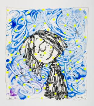 Tom Everhart Homie Please (October) Original - Framed
