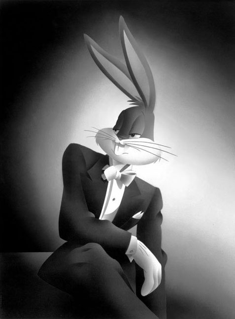 Warner Brothers Portrait Series - Bugs Bunny