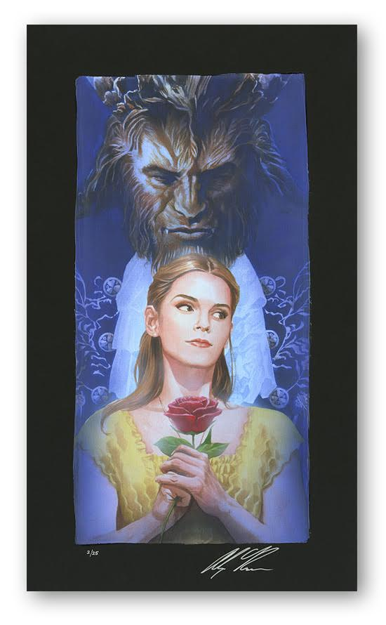 Alex Ross La Belle Et La Bete