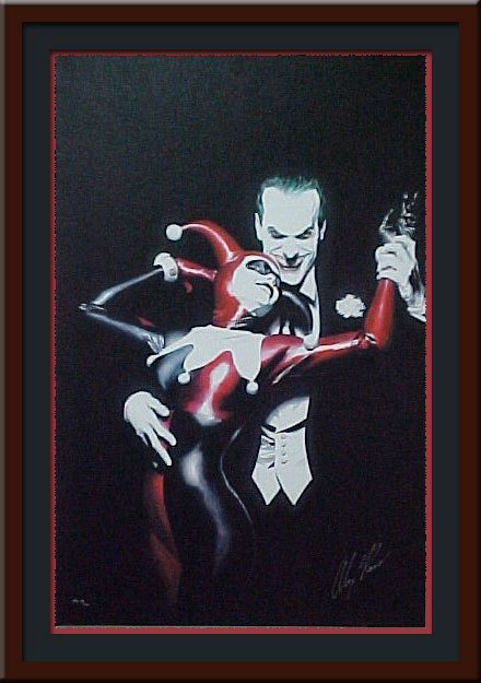 Alex Ross Tango with Evil