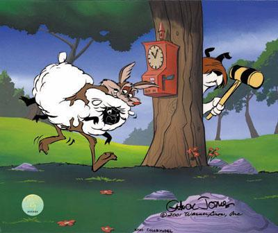 Chuck Jones Ewe Thief!