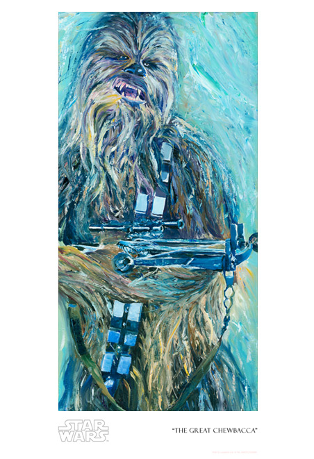 William Silvers The Great Chewbacca