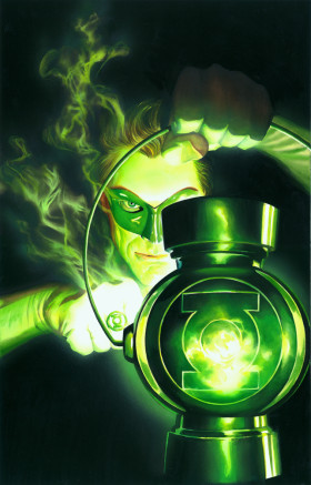 Alex Ross The Lantern