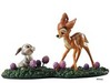 Walt Disney Classics Collection Classics Collection Bambi and Thumper - Just Eat the Blossoms. That's the Good Stuff!