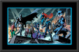 Batman Animation Artwork  Limited Edition Giclee on Paper Heroes