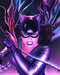 Alex Ross Comic Art Limited Edition Giclee on Canvas Mythology: Catwoman