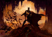 Batman Animation Artwork  Limited Edition Giclee on Canvas Domain of the Bat
