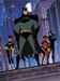 Batman Animation Artwork  Limited Edition Giclee on Canvas Gotham Nights