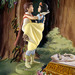 Walt Disney Classics Collection Sculpture Fairytale Ending - Snow White & Prince
