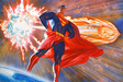 Alex Ross Comic Art Limited Edition Giclee on Paper Superman: Son Of Krypton