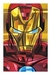 Tim Rogerson Limted Edition Giclee on Canvas Iron Man