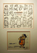 Flintstones Artwork Limited Edition Hand-Painted Cel Ed's Model Sheet - Fred
