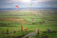 Peter Ellenshaw Limited Edition Giclee on Canvas Kite Flying Days