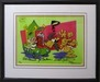 Hanna-Barbera Artwork Limited Edition Hand-Painted Cel Knot for Beginners