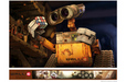 Wall-E Pixar Artwork Limited Edition Giclee on Paper Puzzling Discovery