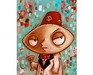 20th Century Fox Artwork Limited Edition Giclee on Canvas Shriner Stewie