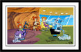 Hanna-Barbera Artwork Limited Edition Hand-Painted Cel A Mothers Work