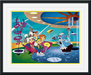 Hanna-Barbera Artwork Limited Edition Hand-Painted Cel The Jetsons Photo Opportunity