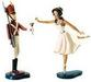 Fantasia WDCC Figurines Classics Collection Gift of Love - Tin Soldier & Ballerina