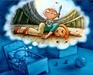 20th Century Fox Artwork Limited Edition Giclee on Canvas Stewie's Dream