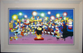 Hanna-Barbera Artwork Limited Edition Hand-Painted Cel Symphony of the Stars